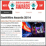 Yoogi's Closet nominated for Geekwire's Bootstrapper of the Year award