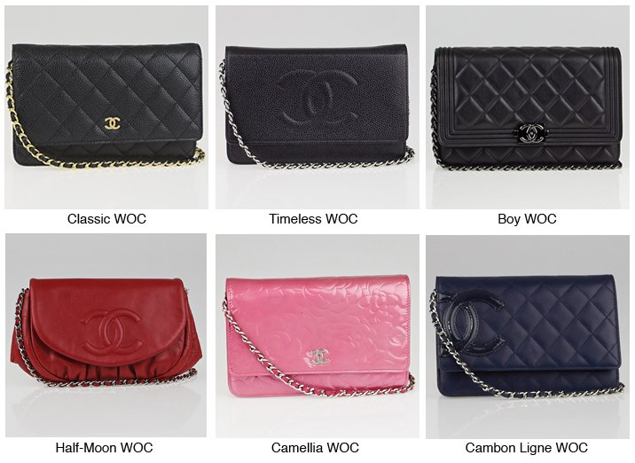 Chanel WOC Guide